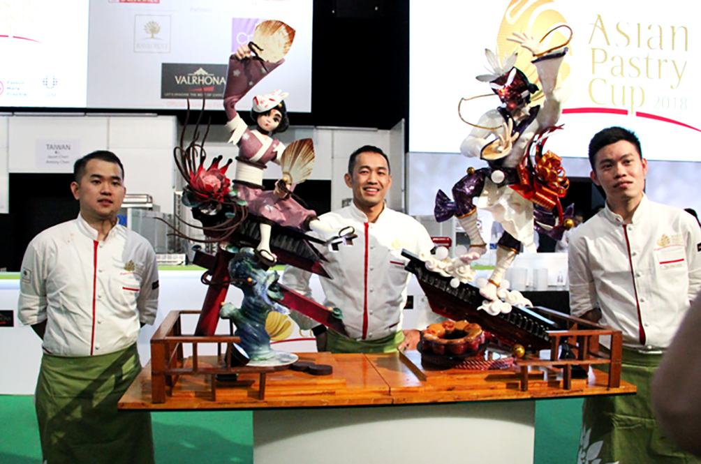 Meet The Pastry Team Who Will Be Representing Malaysia At The World Pastry Cup